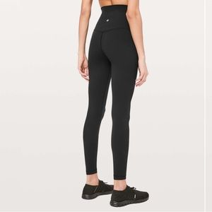 Lululemon Align Pant Super High-Rise Black Sz 4